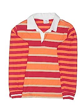 Hanna Andersson Long Sleeve Polo Size 150 (CM)