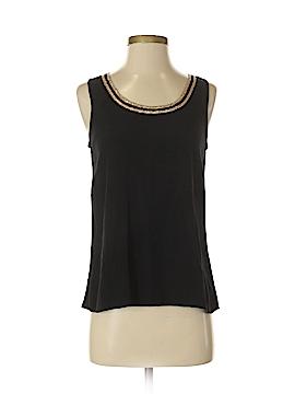 Soft Joie Sleeveless Button-Down Shirt Size XS