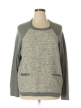 J. Crew For PIAMITA Pullover Sweater Size XXL