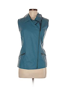Dennis by Dennis Basso Vest Size M