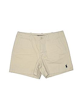Ralph Lauren Sport Khaki Shorts Size 4