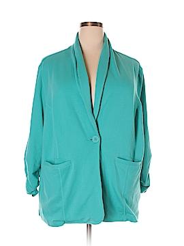 Susan Graver Blazer Size 3X (Plus)