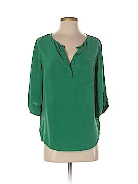 Joe Fresh 3/4 Sleeve Silk Top Size XS