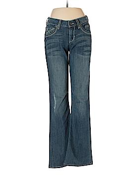 Cache Contour Collection Jeans Size 2