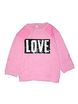 Total Girl Sweatshirt Size 20