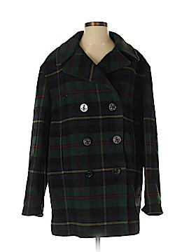 Tommy Hilfiger Wool Coat Size M
