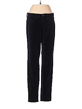 J Brand Velour Pants 27 Waist