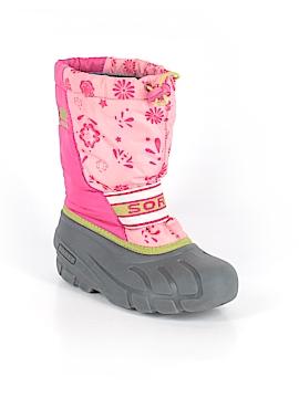 Sorel Rain Boots Size 2