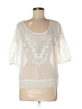 Numph Short Sleeve Blouse Size 36 (EU)