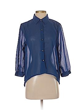 Ali & Kris 3/4 Sleeve Blouse Size M