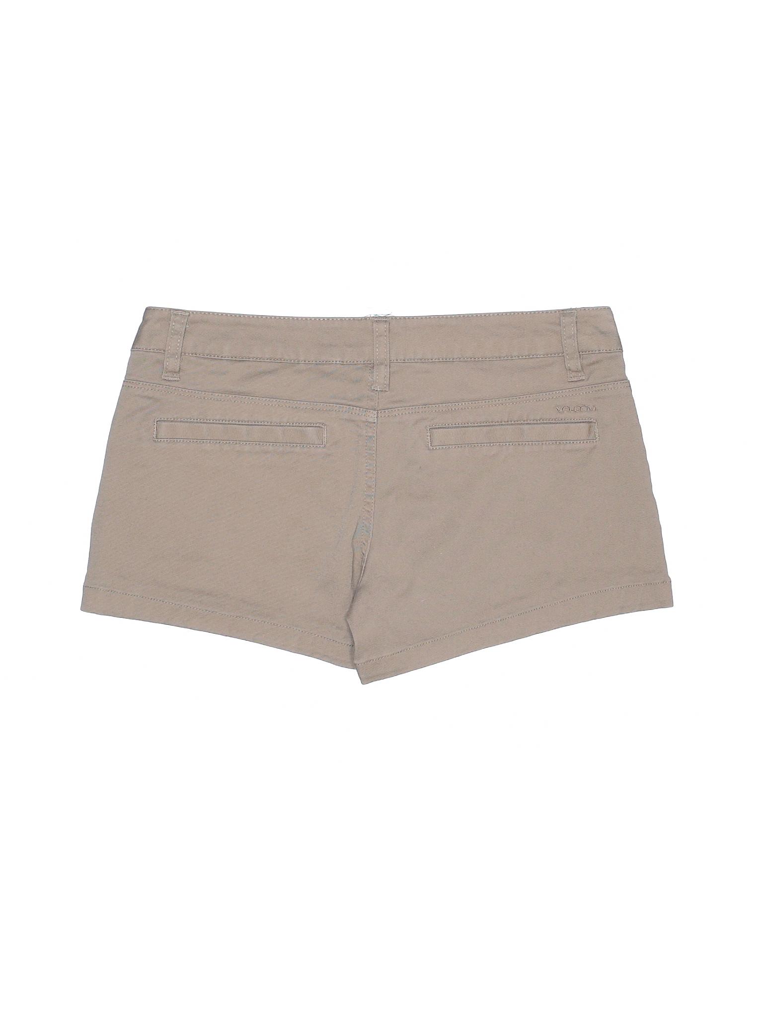 Volcom Shorts Boutique Volcom Boutique Khaki IwIf7qx
