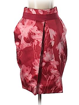 Vivienne Tam Silk Skirt Size Med (2)