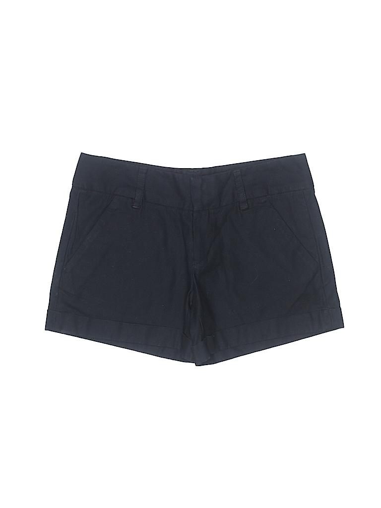 French Connection Women Khaki Shorts Size 0
