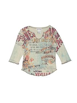 Skinny Minnie Long Sleeve T-Shirt Size 4