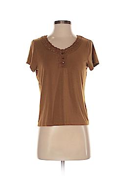 AK Anne Klein Short Sleeve Top Size S (Petite)