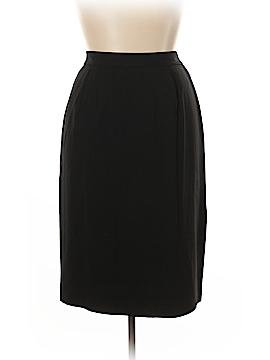 Rena Rowan Wool Skirt Size 14