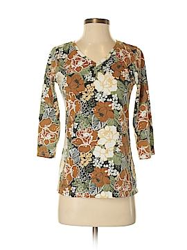 D&Co. 3/4 Sleeve T-Shirt Size XXS