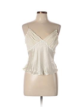 Victoria's Secret Sleeveless Silk Top Size L