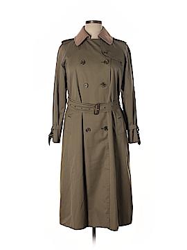 Burberry Trenchcoat Size 12