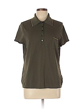 Simply Vera Vera Wang Short Sleeve Polo Size XL