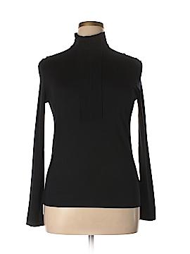 AKRIS Long Sleeve Top Size 14