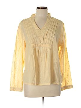 April Cornell Long Sleeve Blouse Size L