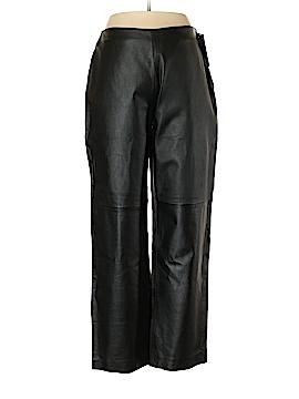 Uniform John Paul Richard Leather Pants Size 10