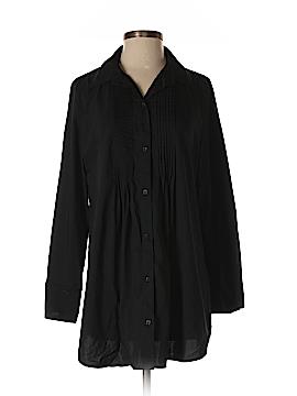 Covington Long Sleeve Button-Down Shirt Size M
