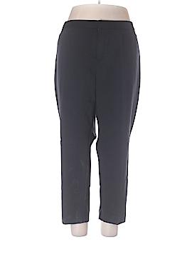 Roz & Ali Casual Pants Size 24 (Plus)