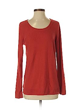 White + Warren Silk Pullover Sweater Size M