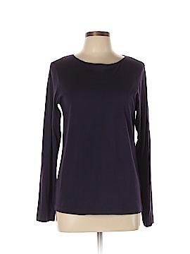 DressBarn Long Sleeve T-Shirt Size L