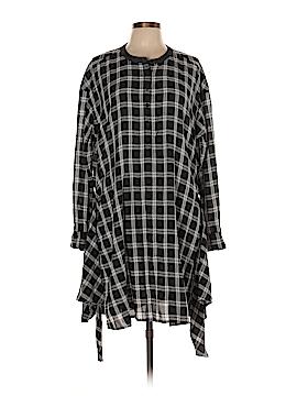 Rag & Bone/JEAN 3/4 Sleeve Button-Down Shirt Size L