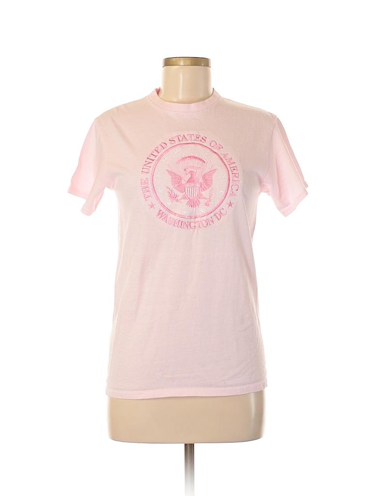 Delta Pro Weight Women Short Sleeve T-Shirt Size S