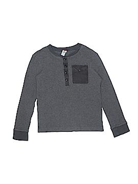 Tea Long Sleeve T-Shirt Size L (Youth)