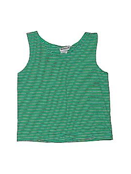 Basic Editions Sleeveless T-Shirt Size 4 - 5