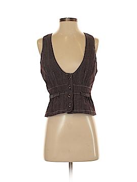 NY Collection Tuxedo Vest Size S