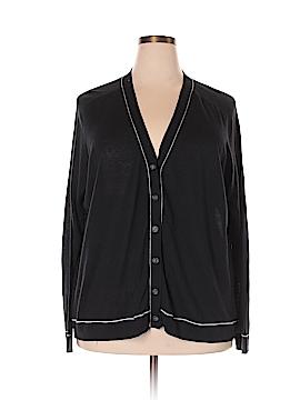 Pendleton Silk Cardigan Size 3X (Plus)