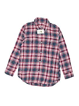 Tucker + Tate Long Sleeve Button-Down Shirt Size 8/10