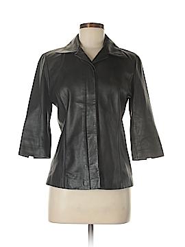 Tommy Hilfiger Leather Jacket Size 4