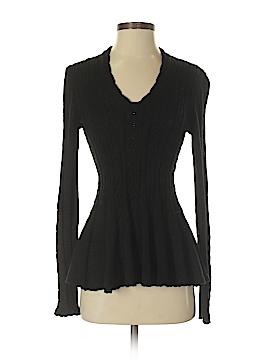 Antonio Melani Silk Pullover Sweater Size XS