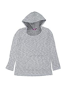 Aqua Pullover Hoodie Size M (Kids)