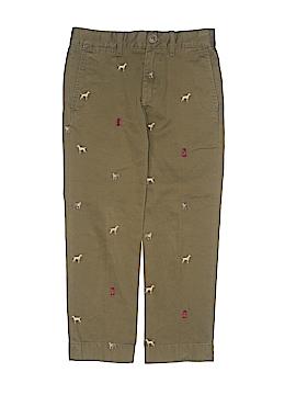 Crewcuts Khakis Size 5 (Slim)