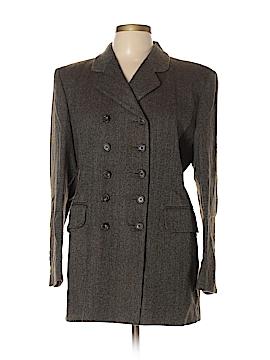The J. Peterman Co. Wool Coat Size 12