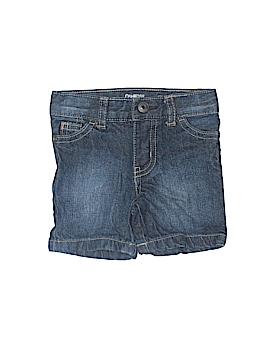 OshKosh B'gosh Denim Shorts Size 6 mo