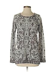 BCBGMAXAZRIA Women Silk Pullover Sweater Size S
