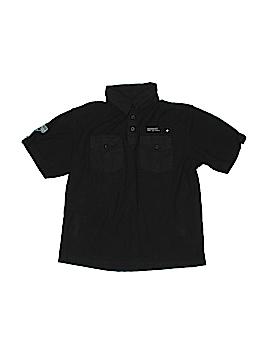 Pd&c Short Sleeve Polo Size 10/12