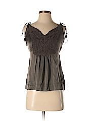 Hale Bob Women Sleeveless Silk Top Size XS