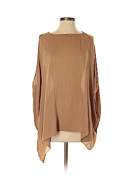 Helmut Lang Short Sleeve Blouse Size P