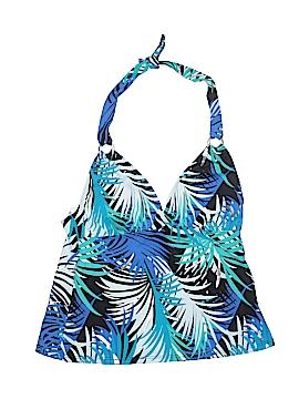 Beach Bay Swimsuit Top Size 14