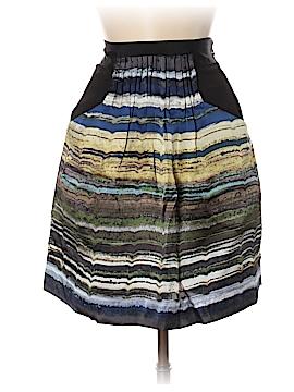 Hype Silk Skirt Size 6
